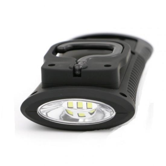 ZHISHUNJIA YH-918 Multi-function Portable COB Working Lamp