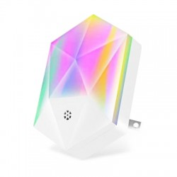 AC100V - 240V 1W Intelligent Light Control Diamond Style with 16 Colors