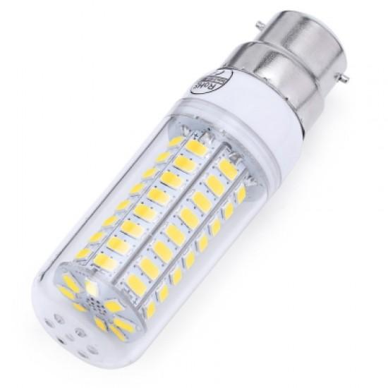 B22 6W LED Corn Bulb Light
