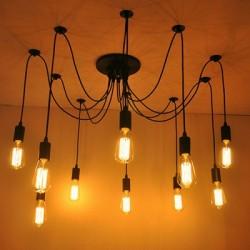 E27 Pendant Lamp Holder - 10
